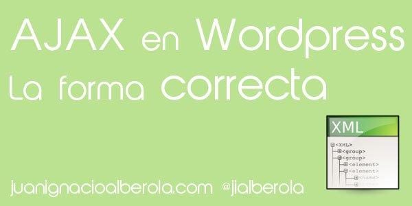 AJAX Juan Ignacio Alberola
