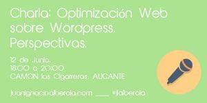 charla optimizacion web camon cigarreras