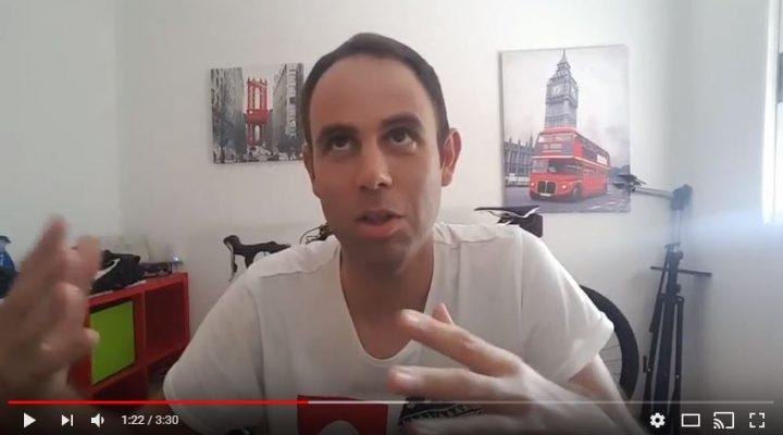 Presentación canal de YouTube